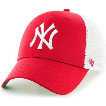 47 Brand New York Yankees MLB MVP Trucker Cap rot