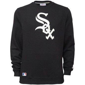 New Era Chicago White Sox MLB Crew Neck Sweatshirt schwarz