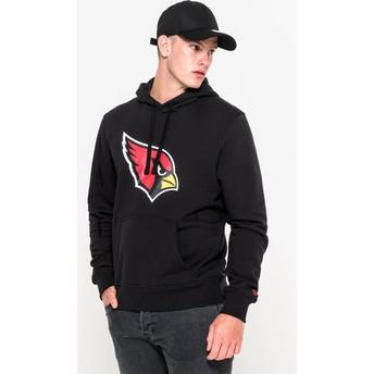 New Era Arizona Cardinals NFL Pullover Hoodie Kapuzenpullover Sweatshirt schwarz