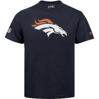 New Era Denver Broncos NFL T-Shirt blau