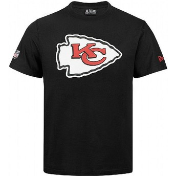 New Era Kansas City Chiefs NFL T-Shirt schwarz