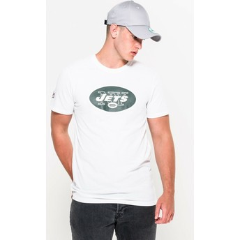 New Era New York Jets NFL T-Shirt weiß
