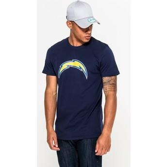 New Era San Diego Chargers NFL T-Shirt blau