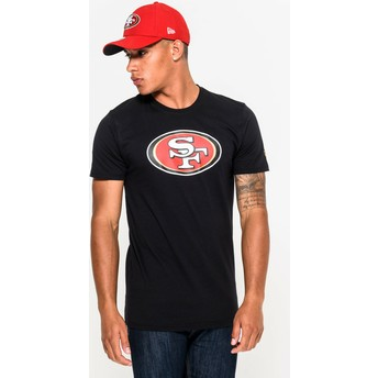 New Era San Francisco 49ers NFL T-Shirt schwarz