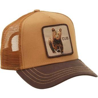 Goorin Bros. Bear Cub Trucker Cap braun