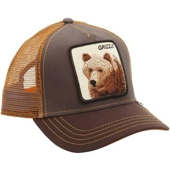 Goorin Bros. Bear Grizz Trucker Cap braun