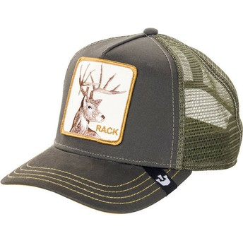 Goorin Bros. Deer Rack Trucker Cap grün