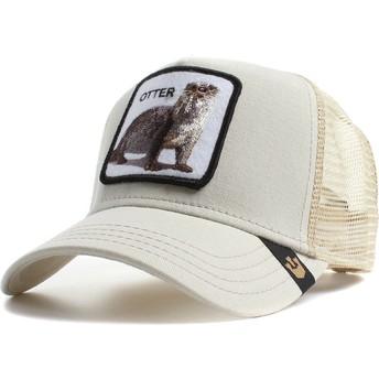 Goorin Bros. Otter Trucker Cap steingrau