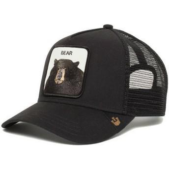 Goorin Bros. schwarz Bear Trucker Cap schwarz