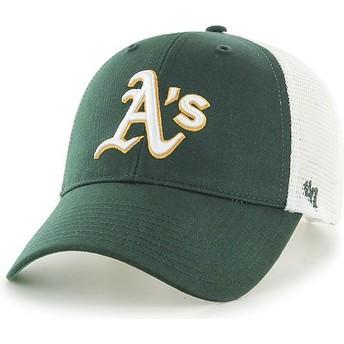 47 Brand Oakland Athletics MLB MVP Branson Trucker Cap grün
