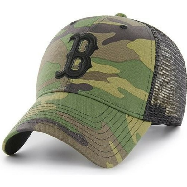 47-brand-schwarzes-logo-boston-red-sox-mlb-mvp-branson-trucker-cap-camo
