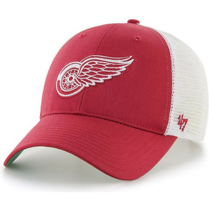 47-brand-detroit-red-wings-nhl-mvp-branson-trucker-cap-rot