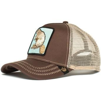 Goorin Bros. Beaver Trucker Cap braun