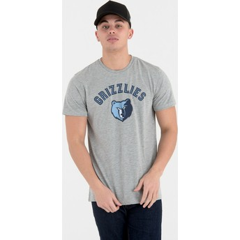 New Era Memphis Grizzlies NBA T-Shirt grau