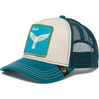 Goorin Bros. Dove Peace Keeper Trucker Cap blau und weiß