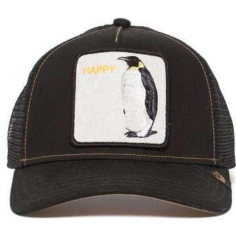 Goorin Bros. Penguin Waddler Trucker Cap schwarz