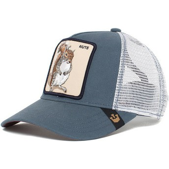 Goorin Bros. Kinder Squirrel Silly Kids Trucker Cap blau