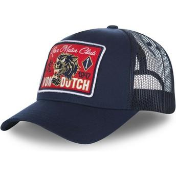 Von Dutch FAMOUS2 Trucker Cap marineblau