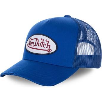 Von Dutch FRESH02 Trucker Cap blau