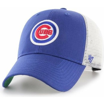 47 Brand Chicago Cubs MLB MVP Branson Trucker Cap blau