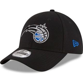 New Era Curved Brim 9FORTY The League Orlando Magic NBA Adjustable Cap schwarz
