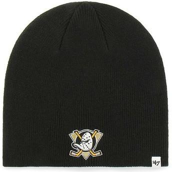 47 Brand Anaheim Ducks NHL Beanie Mütze schwarz