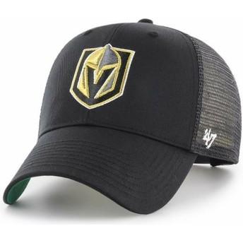 47 Brand Vegas Golden Knights NHL MVP Branson Trucker Cap schwarz