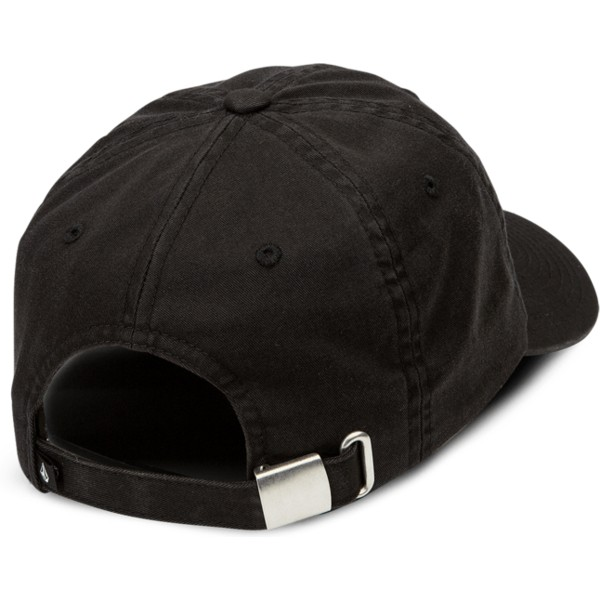 volcom-curved-brim-schwarz-kneon-knight-adjustable-cap-schwarz