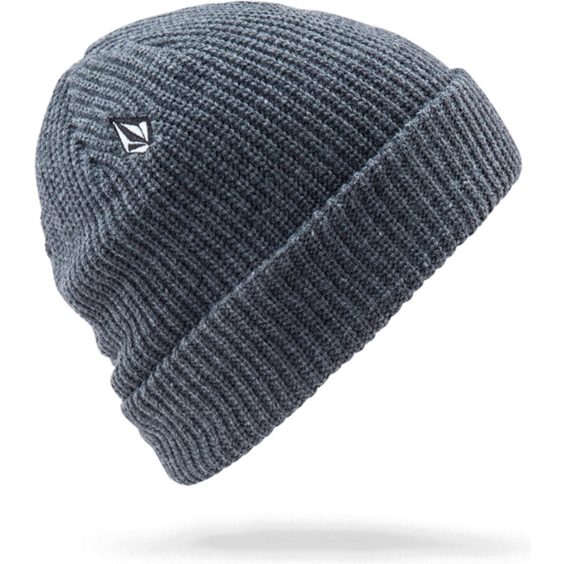 volcom-charcoal-heather-full-stone-beanie-mutze-grau