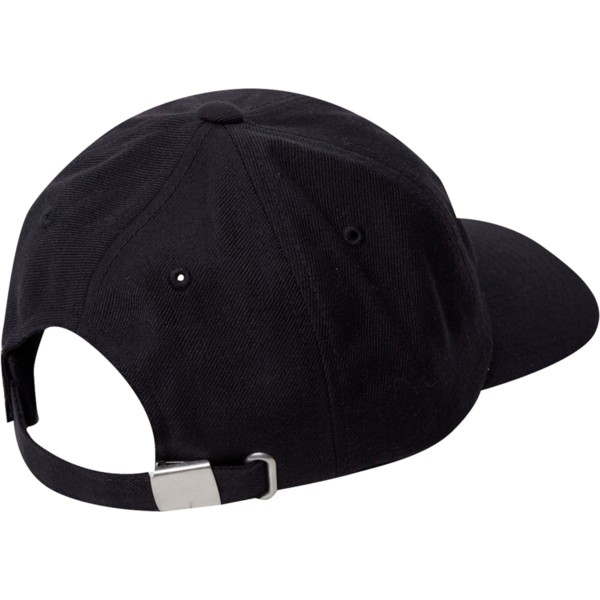 volcom-curved-brim-schwarz-finger-adjustable-cap-schwarz