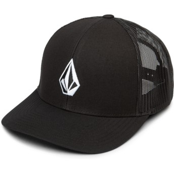Volcom New schwarz Full Stone Cheese Trucker Cap schwarz