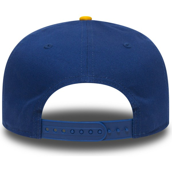 new-era-flat-brim-9fifty-golden-state-warriors-nba-snapback-cap-blau-und-gelb