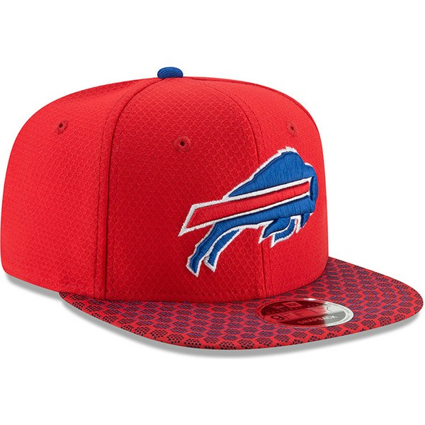 new-era-flat-brim-9fifty-sideline-buffalo-bills-nfl-snapback-cap-rot