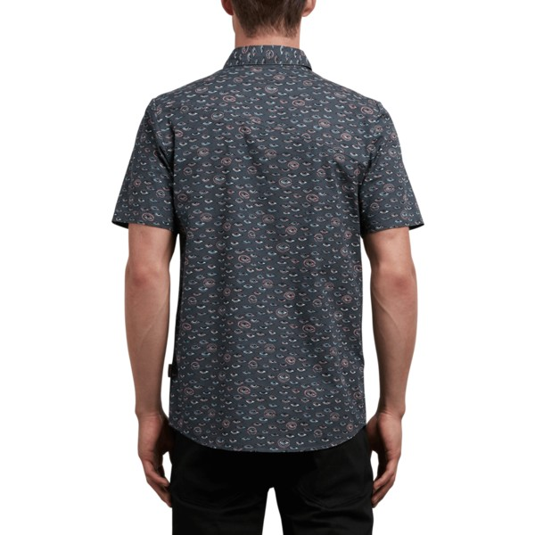 volcom-stealth-burch-kurzarmliges-shirt-schwarz