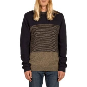 Volcom Navy Bario Sweater marineblau