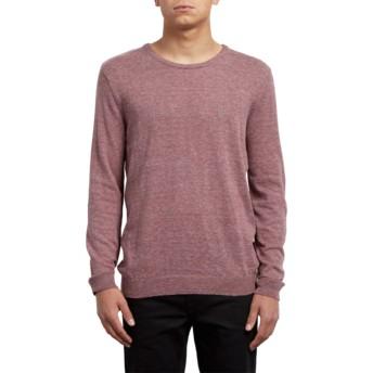 Volcom Crimson Uperstand Sweater rot