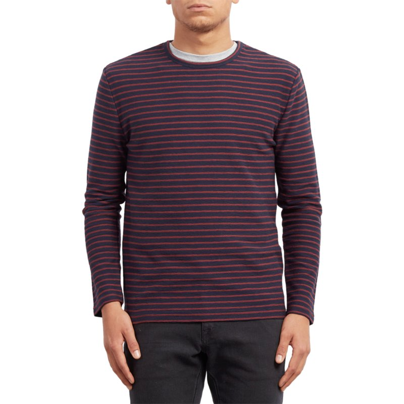 volcom-navy-slubstance-sweater-marineblau-und-rot-