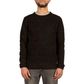 Volcom Black Edmonder Sweater schwarz