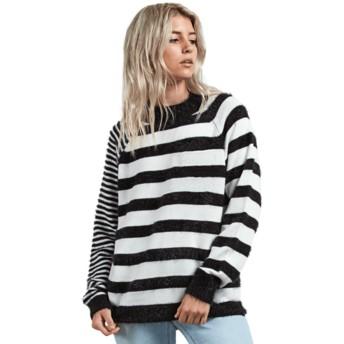 Volcom Black Need Space Sweater schwarz
