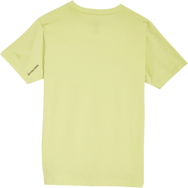 volcom-kinder-shadow-lime-pixel-stone-t-shirt-gelb