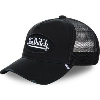 Von Dutch TRUCK01 Trucker Cap schwarz
