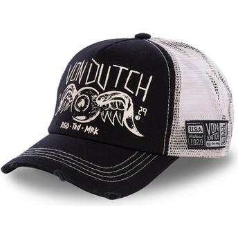 Von Dutch CREW4 Trucker Cap schwarz