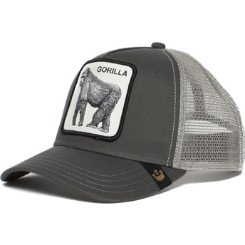 Goorin Bros. Gorilla King of the Jungle Trucker Cap grau