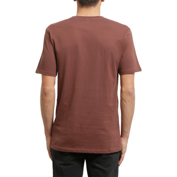 volcom-bordeaux-brown-crisp-stone-t-shirt-braun