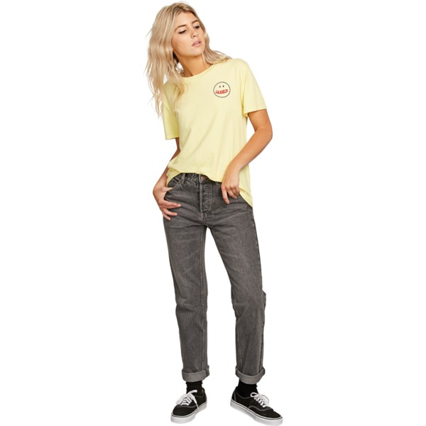 volcom-faded-yellow-ill-take-both-t-shirt-gelb