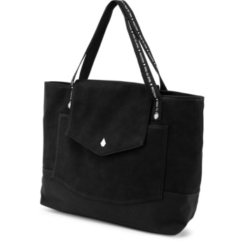 Volcom Black Strap Bag Handbag schwarz