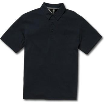 Volcom Kinder Navy Wowzer Poloshirt marineblau