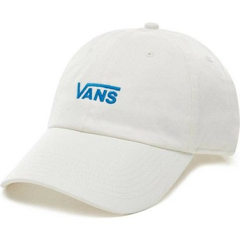 Vans Curved Brim Court Side Adjustable Cap weiß