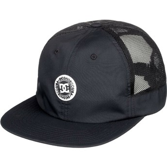 DC Shoes Harsh Pocket Trucker Cap schwarz