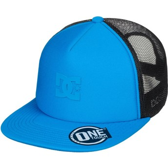 DC Shoes Greet Up Trucker Cap blau